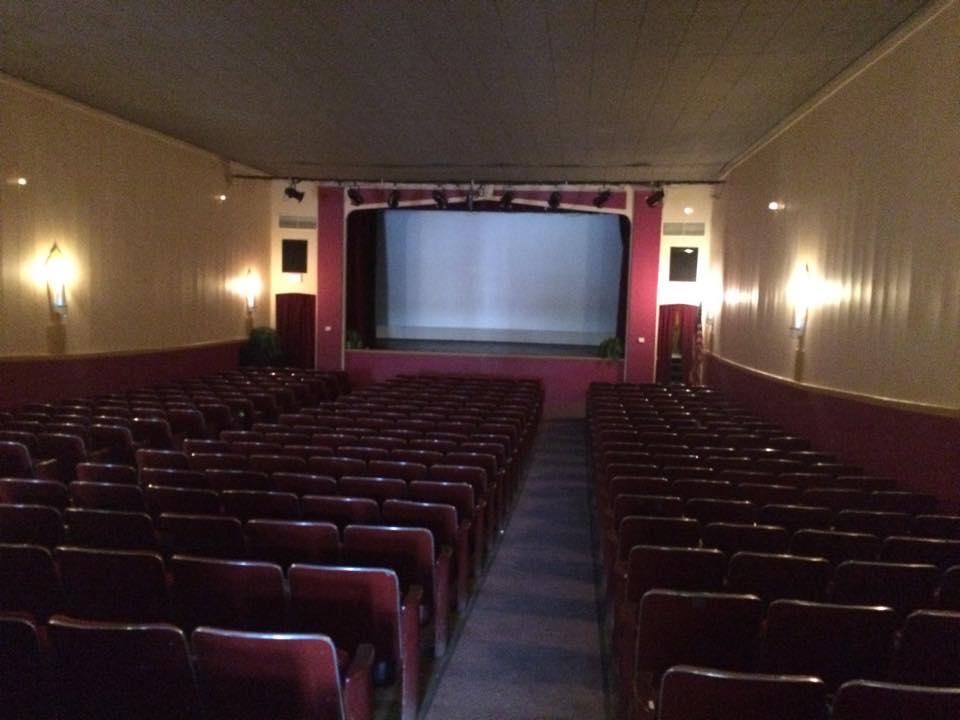 Historic Liberty Theater interior