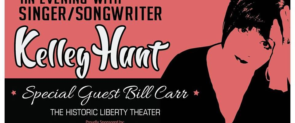 Kelley Hunt at the Historic Liberty Theater